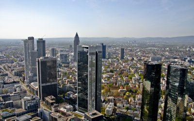 Frankfurt auf dem Weg zum führenden Fintech-Zentrum