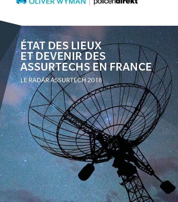 InsurTech Radar Frankreich 2018