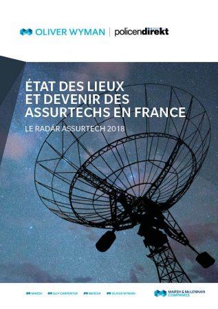 InsurTech Radar Frankreich