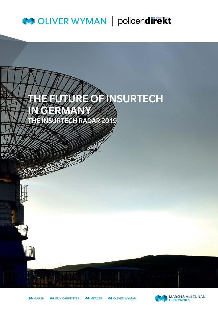 InsurTech Radar 2019